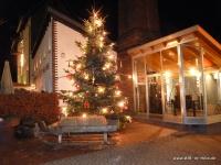 Stimmungsvoller Weihnachtsmarkt an der Brennerei in Hille